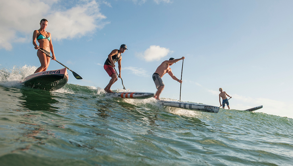 SUP Training Tips – Stroke Rates