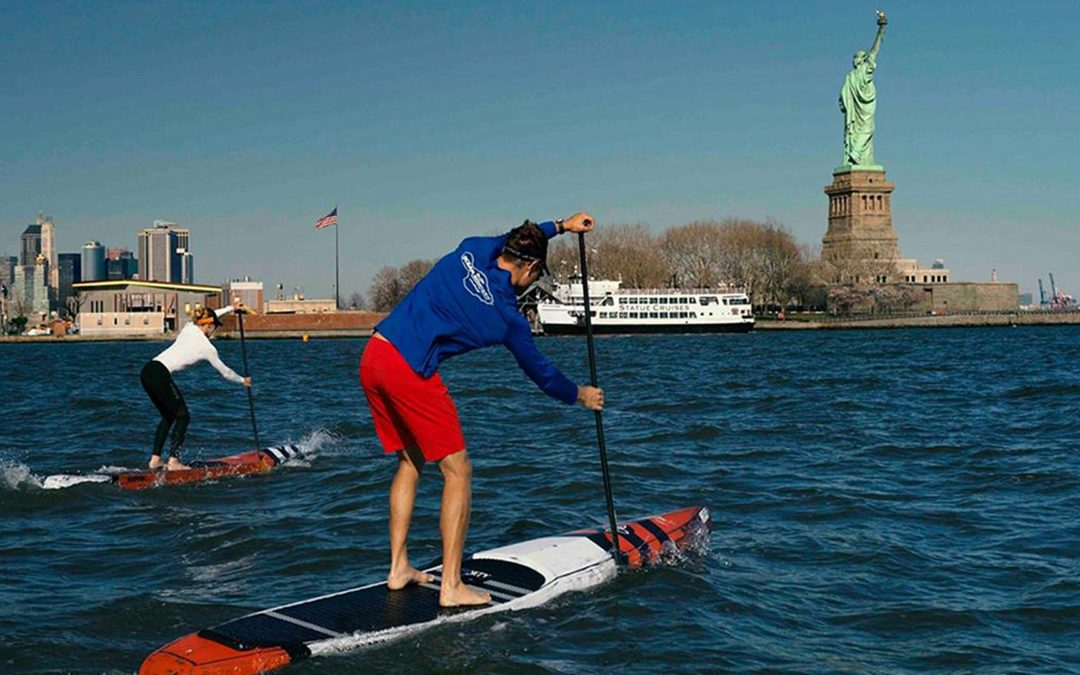 Stroke Skills: How To Keep Your SUP Straight