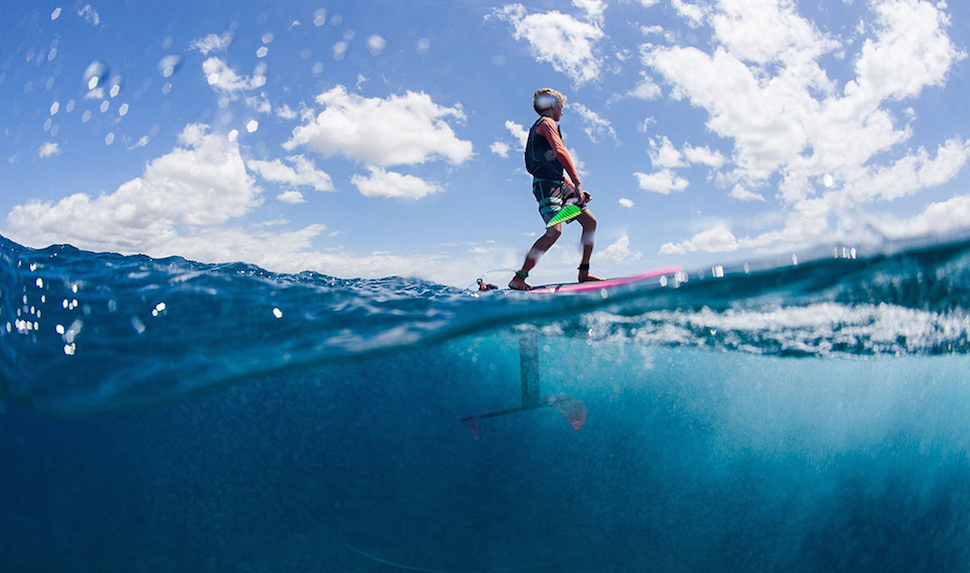 Turn Your Old SUP Into a SUP Foil Board!